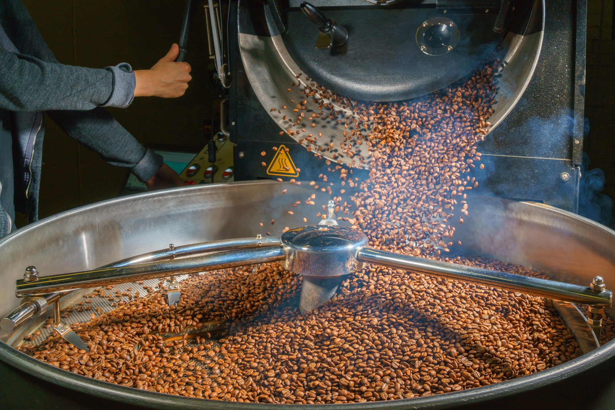 Developing Deeper Flavors During Coffee Roasting - Intercontinental Coffee  Trading Inc.